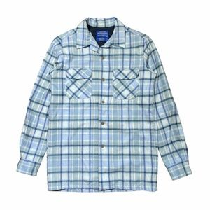 Pendleton Eco-Wise Wool Rider Board Shirt Flannel